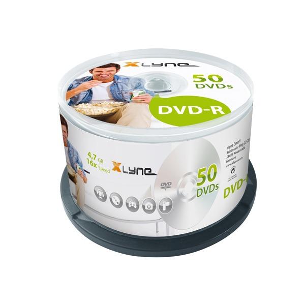 XLYNE-50er-DVD-R-Cakebox