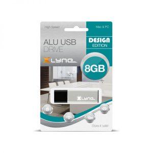 XLYNE ALU USB-Stick 8GB