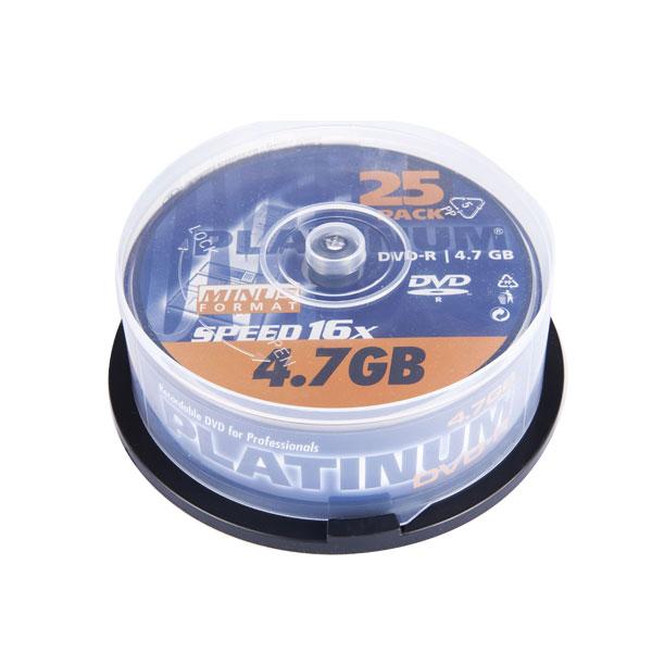 DVD-R-25er-Spindel