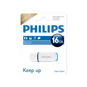 Philips 16GB USB Drive Snow - USB 3.0