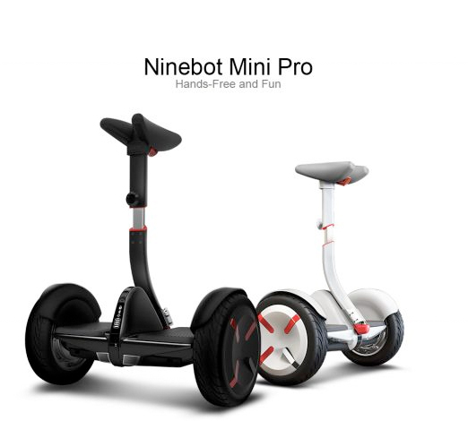 ninebot segway mini pro powered by xlyne xlyne gmbh. Black Bedroom Furniture Sets. Home Design Ideas