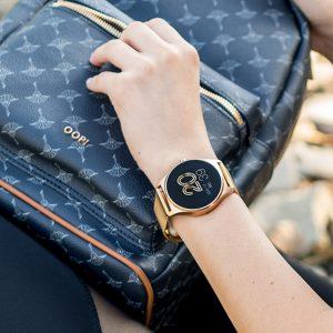 beste smartwatch für frauen JOLI XW PRO - ROSE GOLD