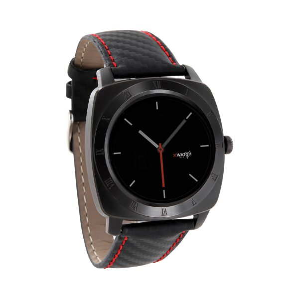 Smartwatch XLYNE NARA XW PRO Carbon Red Black