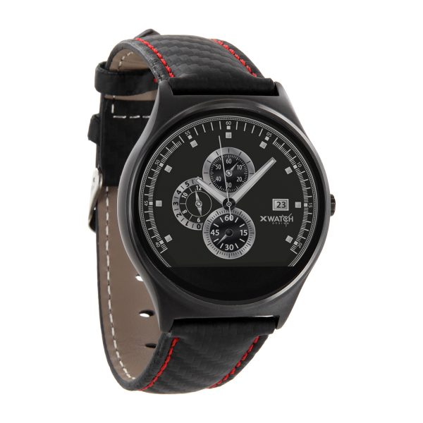 Smartwatch XLYNE QIN XW PRIME II Carbon Red Black