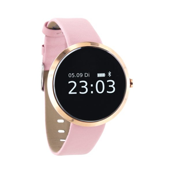 Smartwatch SIONA XW FIT Light Rose Gold