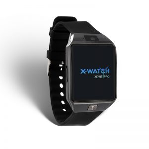 X-WATCH_X30W_smartwatch_iphone_kompatibel