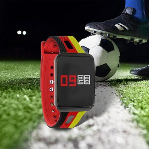 X-WATCH | KETO XW FIT Fitness Trackers - Fitness Tracker schwimmen - fitness armband pulsmesser