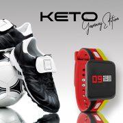 X-WATCH | KETO XW FIT Fitness Tracker Herren - Fitness Tracker Herz - Fitness Smartwatch