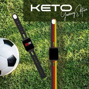 X-WATCH | KETO XW FIT fitness armband blutdruck - Fitness Tracker ip68 - fitness armband hr