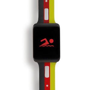 X-WATCH | KETO XW FIT fitness armband puls - smartwatch herren - Smartwatch Fitness Tracker