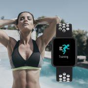 XWATCH | KETO SR Fitnesstracker Datenschutz