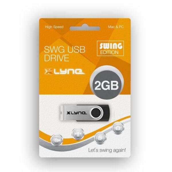 SWG USB Stick 2GB