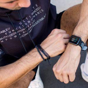 XWATCH Fitness Uhr Herren Tracker