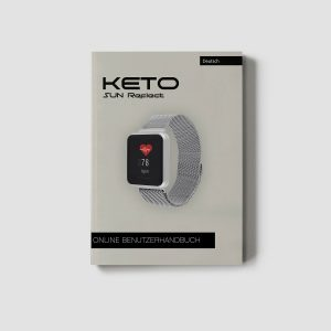 XWATCH Benutzerhandbuch XLYNE KETO