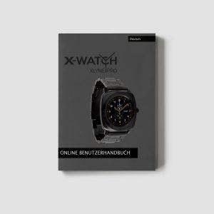 XWATCH Benutzerhandbuch XLYNE NARA