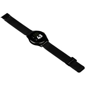 X-WATCH Smartwatch Herren schwarz