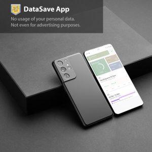 Data Save application GDPR
